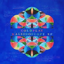 COLDPLAY  KALEIDOSCOPE (EP)  VINYL ALBUM
