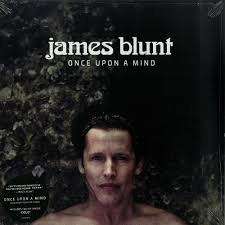 James Blunt  Once upon a Mind green album winyl płyta winylowa LP