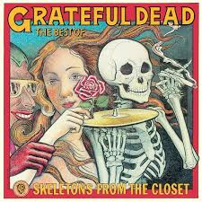 GRATEFUL DEAD  SKELETONS FROM THE CLOSET: THE BEST OF THE GRATEFUL DEAD  WINYL ALBUM