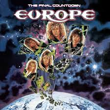 Europe The Final Countdown  winyl płyta winylowa LP