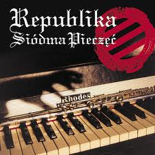 REPUBLIKA SIODMA PIECZEC VINYL ALBUM