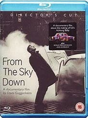 U2 From the sky down Blu-ray płyta
