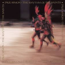 Paul Simon  The Rhythm of The Saints  winyl płyta winylowa LP