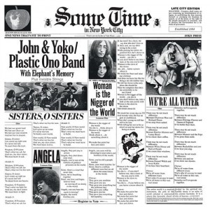 John Lennon  Some Time In New York City  płyta Winylowa (Winyl) 2 Lp