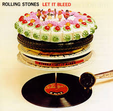 ROLLING STONES LET IT BLEED (REMASTERED) CD ALBUM