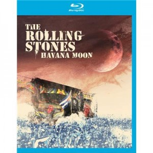 The Rolling Stones - HAVANA MOON  Blu-Ray DVD