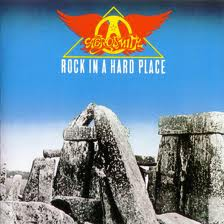 "Aerosmith ""Rock In A Hard Place"" Cd"