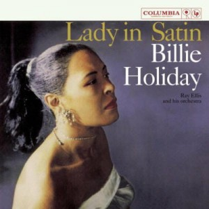 Billie Holiday - Lady In Satin  Płyta Winylowa (Winyl)