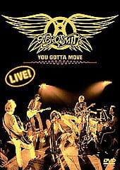 Aerosmith - You gotta Move  dvd