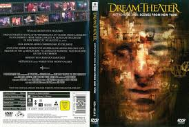 DREAM THEATER METROPOLIS 2000:SCENES.. DVD DISC