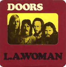 DOORS, THE L.A.WOMAN VINYL ALBUM
