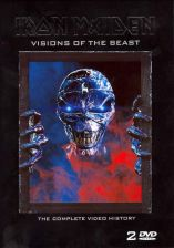 IRON MAIDEN VISIONS OF THE BEAST (STANDARD) DVD DISC