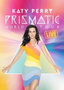 PERRY, KATY THE PRISMATIC WORLD TOUR LIVE (PL) DVD DISC