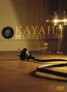 KAYAH MTV UNPLUGGED DVD DISC