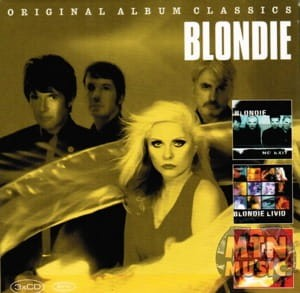 "Blondie ""Original Album Classics"" 3CD"