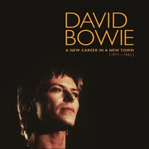 BOWIE, DAVID A NEW CAREER IN A NEW TOWN (1977 - 1982) - LIMITED VINYL ALBUM