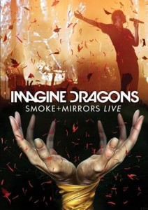 IMAGINE DRAGONS SMOKE + MIRRORS LIVE DVD DISC