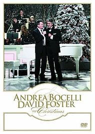BOCELLI, ANDREA  MY CHRISTMAS (PL)  DVD DISC
