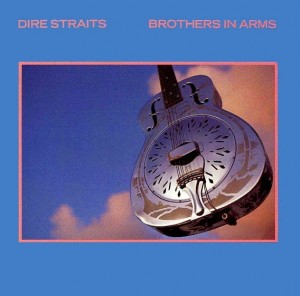 DIRE STRAITS  BROTHERS IN ARMS 2LP  VINYL ALBUM