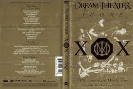 "Dream Theater ""Score"" Dvd (2 Disc)"