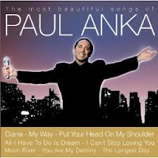 "Paul Anka ""The Most Beautiful Songs Of Paul Anka"" Cd"