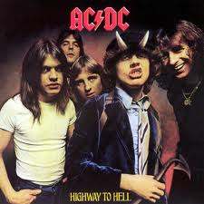 "AC/DC ""Highway to Hell"" CD"