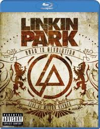LINKIN PARK ROAD TO REVOLUTION-LIVE AT MIL (BLU-RAY) DVD DISC