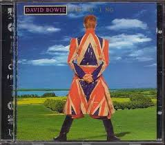 "David Bowie ""Earthling"" Cd"