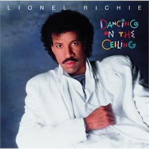Lionel Richie - Dancing in the Ceiling winyl płyta winylowa LP