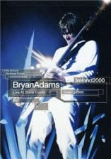 ADAMS, BRYAN LIVE AT SLANE CASTLE DVD DISC