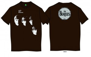 The Beatles Koszulka T-Shirt Original męski