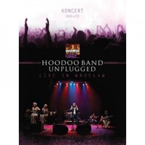 HOO DOO BAND UNPLUGGED (DVD+CD) DVD DISC