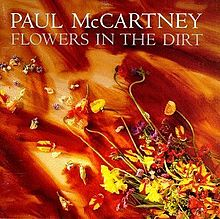 MCCARTNEY, PAUL FLOWERS IN THE DIRT (LP) VINYL ALBUM płyta winylowa