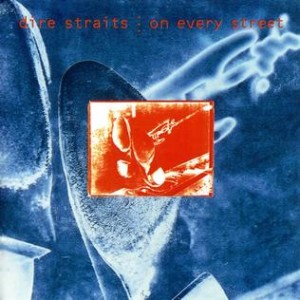 DIRE STRAITS ON EVERY STREET 2LP VINYL ALBUM płyta winylowa