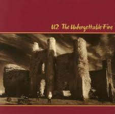 U2 Unforgettable Fire (Remastered) Cd Album Płyta Cd