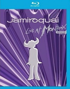 JAMIROQUAI LIVE AT MONTREUX 2003 DVD BLU-RAY DISC