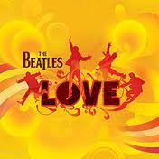 Beatles, The Love Cd Album Płyta Cd