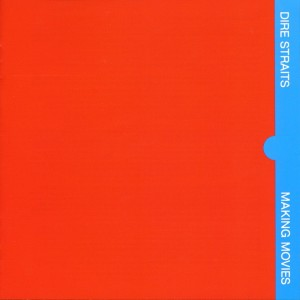 DIRE STRAITS MAKING MOVIES LP VINYL ALBUM