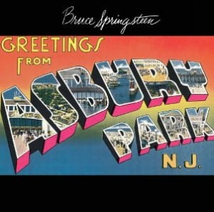 "Bruce Springsteen ""Greetings from Asbury Park, N.J."" płyta winylowa (winyl)"
