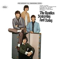 BEATLES  YESTERDAY AND TODAY  CD ALBUM