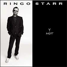 STARR, RINGO Y NOT CD ALBUM