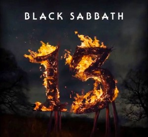 BLACK SABBATH 13 LP VINYL ALBUM
