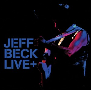 BECK, JEFF LIVE+ VINYL ALBUM