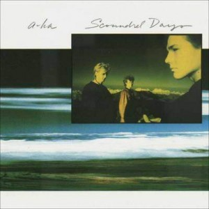 A-HA SCOUNDREL DAYS VINYL ALBUM