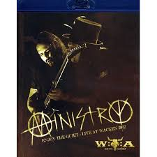 ENJOY THE QUIET - LIVE AT WACKEN 2012 (BLU-RAY)