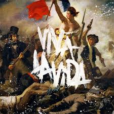 Coldplay - Viva la vida  płyta CD