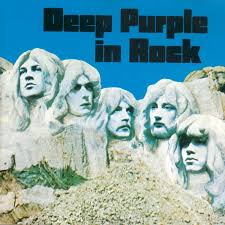 Deep Purple Deep Purple In Rock  Cd Album Płyta Cd