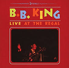 KING, B.B. LIVE AT THE REGAL LP. VINYL ALBUM