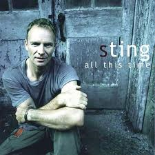 "Sting ""All this time"" płyta CD"