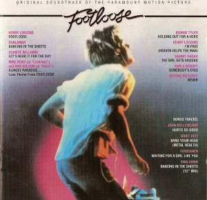 Footloose - Original Soundtrack  płyta winylowa (winyl) LP